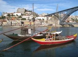 Portugália körutazás 2017
