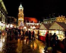 Advent Pozsonyban + Schlosshof és Kittsee