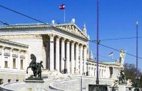 Bécs - Tenger háza