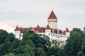 Cseh kastélyok és Prága