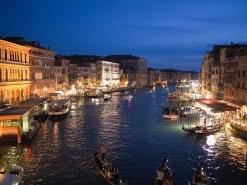 Szilveszter Velencében
