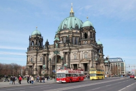 Városnézés Berlinben Egyénileg ***