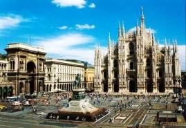 Egyéni Városnézés Milánóban - Hotel *** Repülõvel