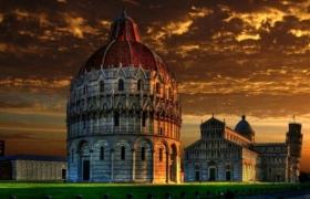 4 napos egyéni városlátogatás *** Pisa