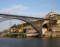 Városlátogatás egyénileg *** Porto - 4 nap