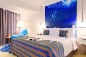 Hotel Citrus Parc Pattaya by Compass Hospitality **** Pattaya