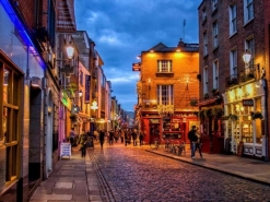 3 napos városlátogatás Dublinban **** egyénileg