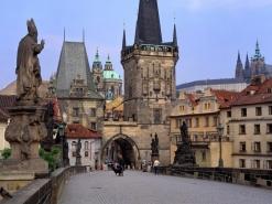 5 napos városlátogatás Prágában **** egyénileg