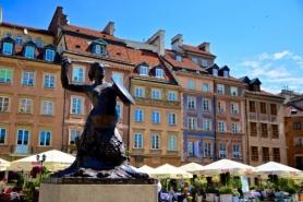 Varsó *** 3 napos egyéni városlátogatás