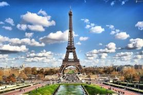 Párizs városlátogatás **