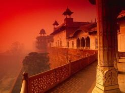 India aranyháromszög: körutazás