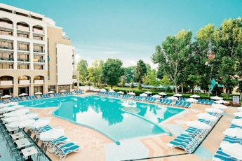 Hotel Sol Nessebar Mare ****
