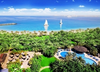 Hotel Sheraton Jumeirah Beach ***** Dubai (Wizzair járattal Budapestrõl)