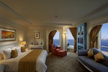 Hotel Habtoor Grand Resort ***** Dubai (Emirates járattal Budapestrõl)