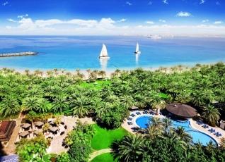 Hotel Sheraton Jumeirah Beach ***** Dubai (Emirates járattal Budapestrõl)