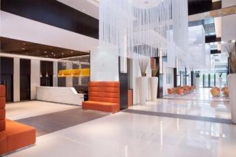 Hotel Ibis One Central *** Dubai (közvetlen Wizzair járattal Budapestrõl)
