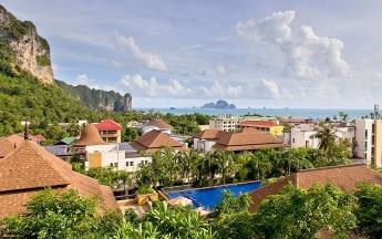Hotel Aonang Cliff Beach Resort **** Krabi