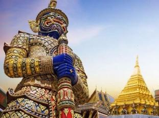 Bangkok **** 2 & 3éj és 7 & 9 & 12 éj Citrus Parc **** Pattaya