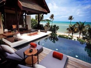 Hotel Anantara Lawana ***** Koh Samui (Chaweng Beach)