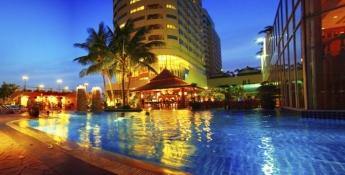 Bangkok **** 2 & 3 éj és 7 & 9 & 12 éj Mera Mare Hotel ***** Pattaya