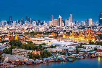 Bangkok **** 2 & 3 éj és 7 & 9 & 12 éj Railay Bay Resort & Spa**** Krabi