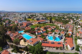 Riverside Garden Resort ****  Kyrenia