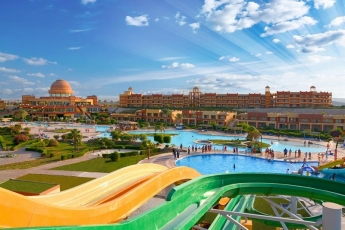Abu Dabbab Beach Resort & Spa ****