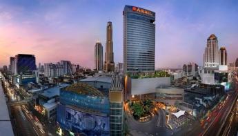 Amari Watergate Bangkok*****