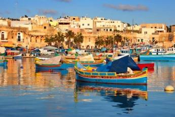 Tavaszköszöntõ  Málta és Gozó Szigetén