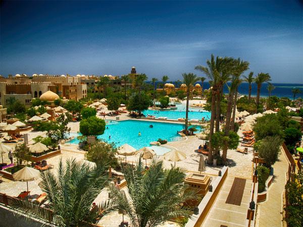 Egyiptom, Makadi Bay, Sunwing Waterworld