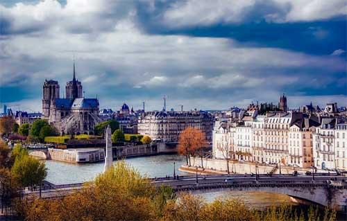 Párizsi utazás az őszi szünetben