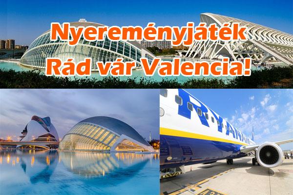 Nyereményjáték Valencia