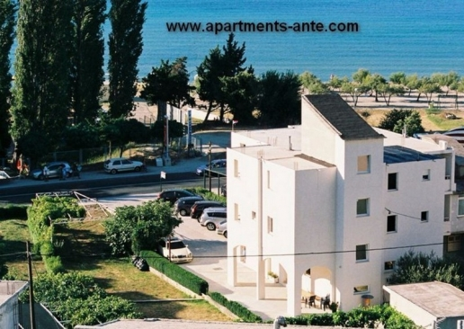 Ante apartmanház - Omis