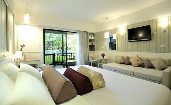 Katathani Phuket Beach Resort*****