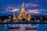 Bangkok **** 2 & 3éj és 7 & 9 & 12éj Ikon Phuket **** Phuket