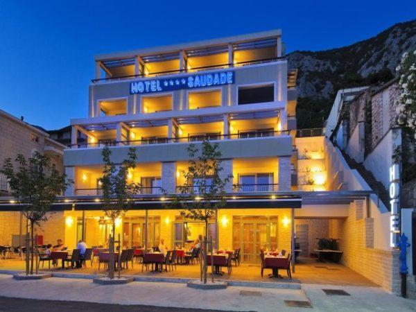 Hotel Saudade **** Gradac