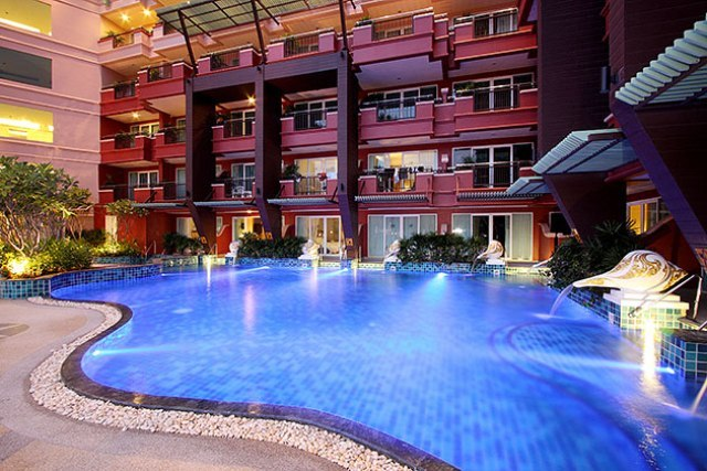 Hotel Blue Ocean Resort **** Phuket