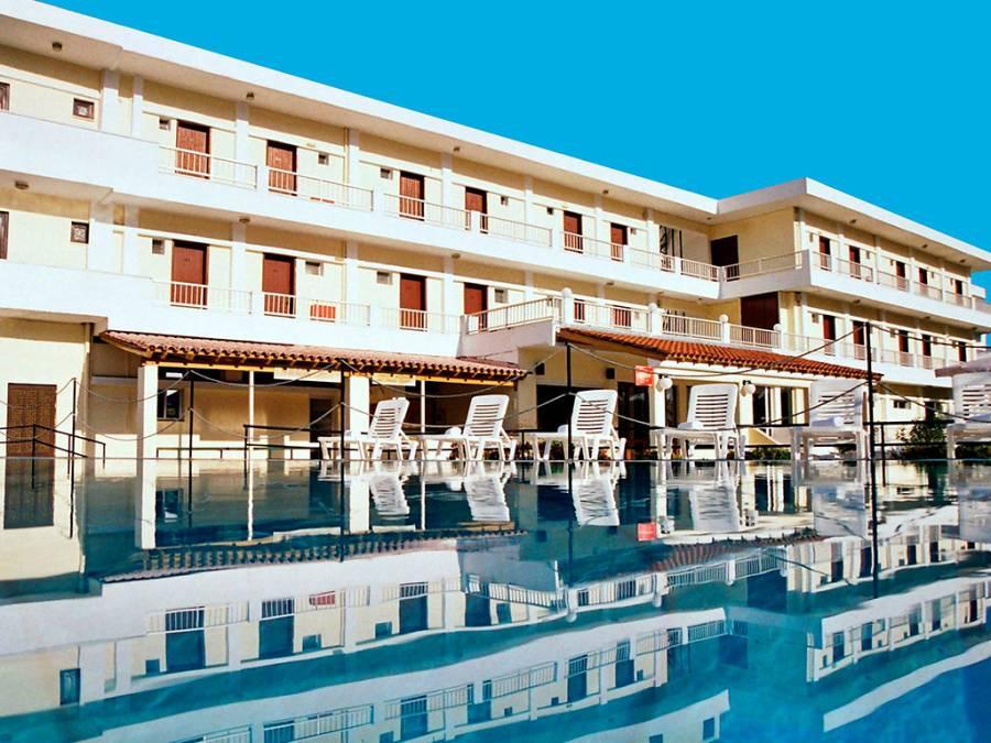 Hotel Prassino Nisi