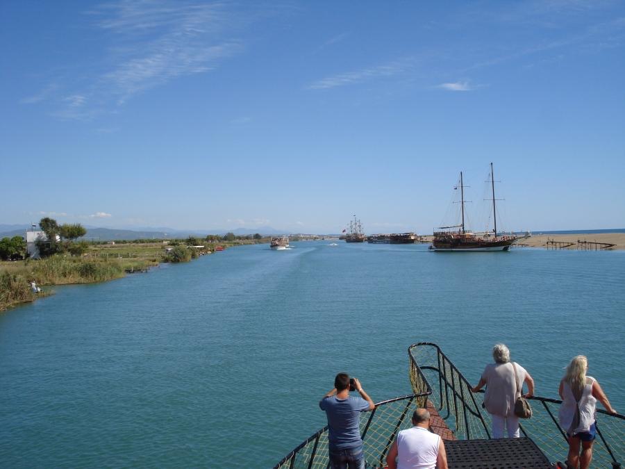 Manavgat-folyó