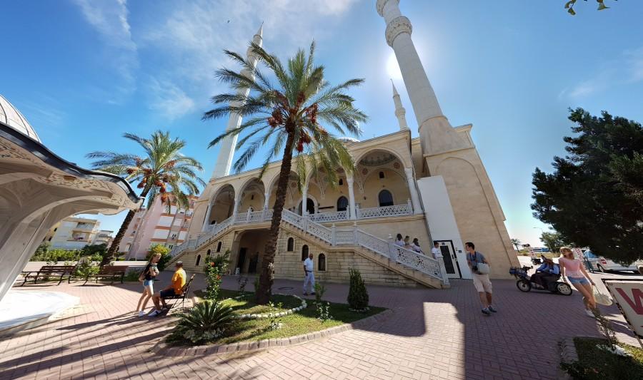 Mecset Manavgatban